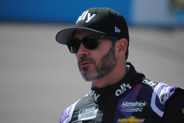 2020 Phoenix I Dominic Aragon Jimmie Johnson