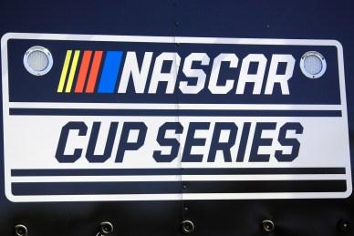 Dominic Aragon Phoenix 2020 NASCAR Cup Series logo stock