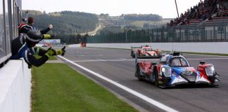 Graff Oreca ELMS Spa win