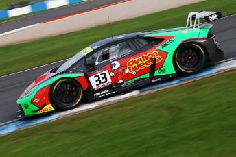 Lamborghini British GT Donington