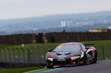 McLaren GT4 British GT Mitchell