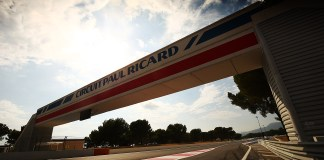 Paul Ricard Bridge