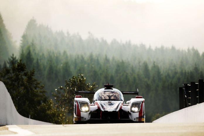 United Autosports Ligier Spa
