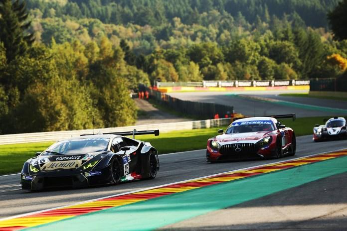 Spa-Franchorchamps, Belgium Race #46 Emanuele Businelli / Fabio Babini – Ebimotors Lamborghini Huracan GT3