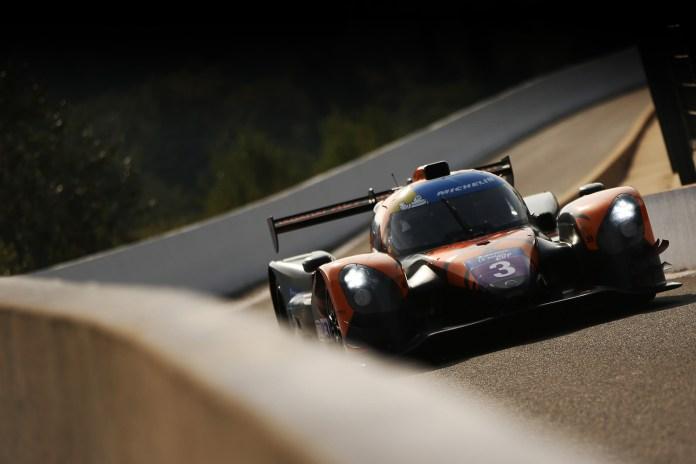 Spa-Franchorchamps, Belgium Practice Session 1 #3 Jean Glorieux / Alexander Toril – DKR Engineering Norma M30 – Nissan