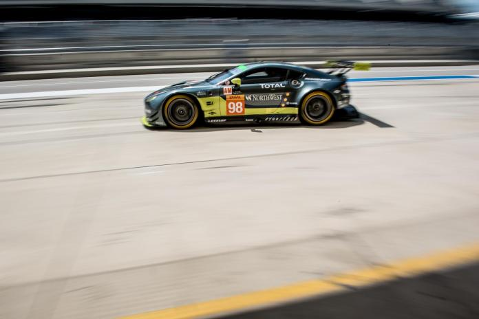 #98 Aston Martin GTE-Am