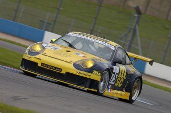 Porsche 911 GT2, Donington 1000km 2006