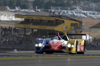 Courage-Oreca LC75, Le Mans 24 Hours 2008