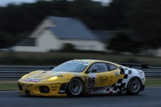 JMW Ferrari 430 GT2, Le Mans 24 Hours 2008