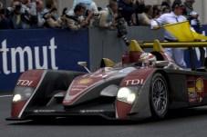 Tom Kristensen, Audi R10 TDI, Le Mans 24 Hours 2008