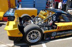 Kodak Doran Racing, Daytona Prototype, Long Beach 2006