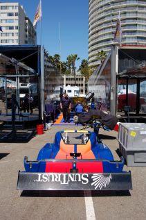 SunTrust Wayen Taylor Racing, Paddock, Long Beach 2006