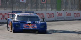 Red Bull Brumos Porsche DP, Long Beach 2006