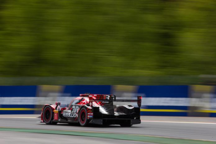 LMP1 Preview - Rebellion at Spa 2018