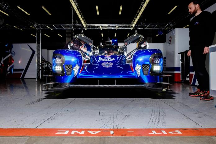 LMP1 Preview - SMP BR1 at Spa 2018 in the garage