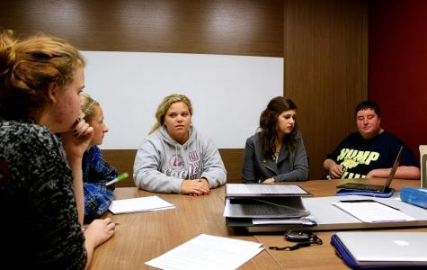UW-L Public Speaking Center provides more than feedback