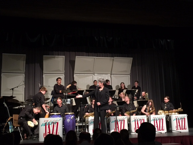Jazz concert impresses campus with passion, intensity – The