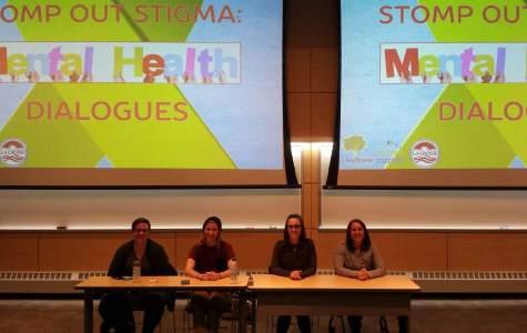 College Health Week encourages lifestyle wellness