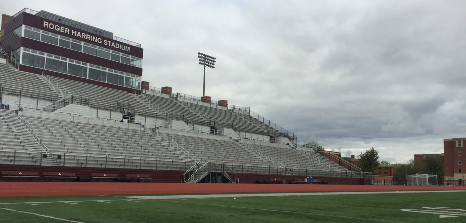 Roger Harring Stadium at UWL