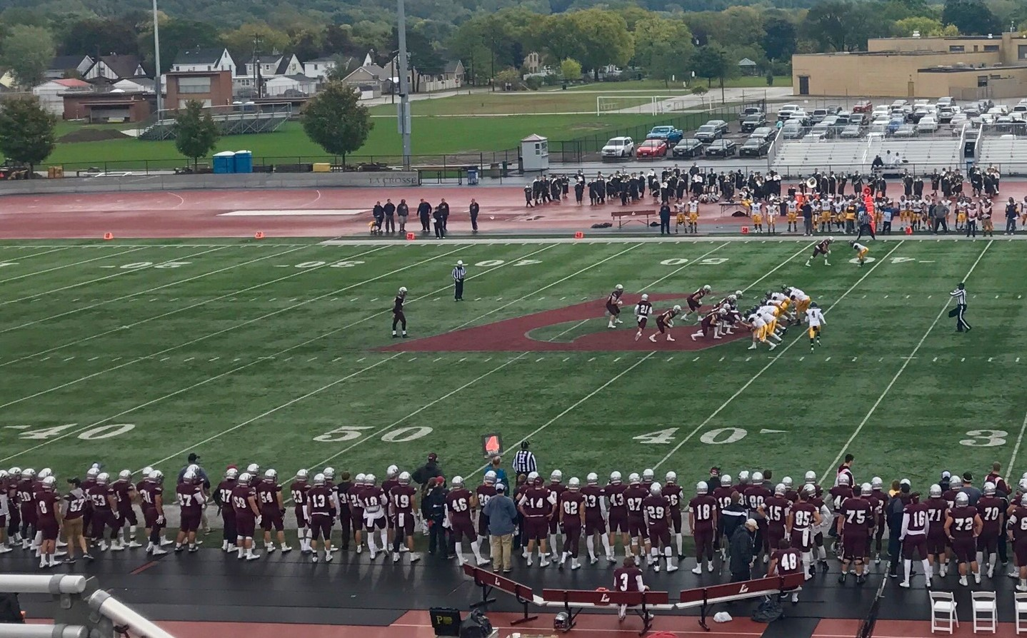 UWL Eagles were victorious against the Blugolds Saturday