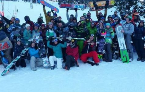 Sport Club Spotlight: Ski and Snowboard Club