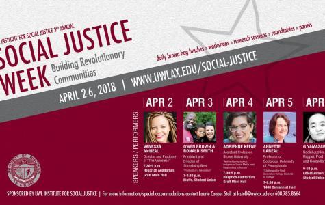 Social Justice Week preview