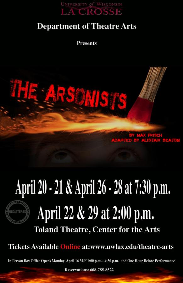 The Arsonists – a fiery satire absurdist comedy