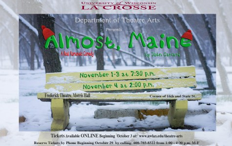 UWL Theatre Department presents Almost, Maine