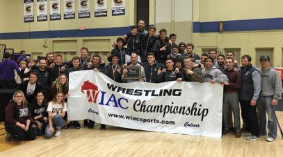 UWL wrestling team staying focused after WIAC Championship