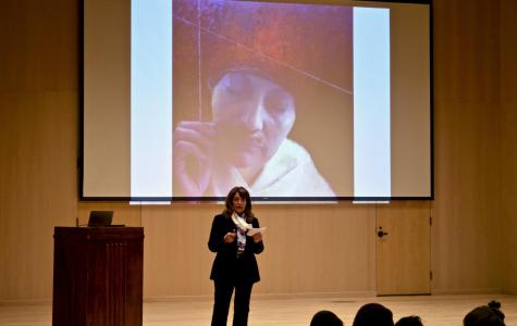 UWL invited Swansan AlSaraf to present in the Creative Imperatives Festival