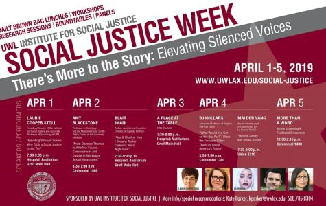 """Social Justice Week: Fourth Annual UWL event calls for """"Elevating Silenced Voices"""""""