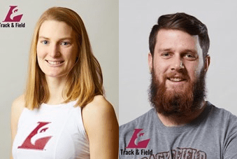 Student-Athletes of the Week: Betsy Schreier and Justin Donkin
