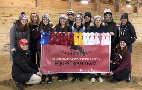 Sports Club Spotlight: Equestrian Club
