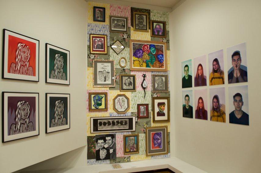 Photo series: UWL's Spring 2019 Senior Art Exhibition