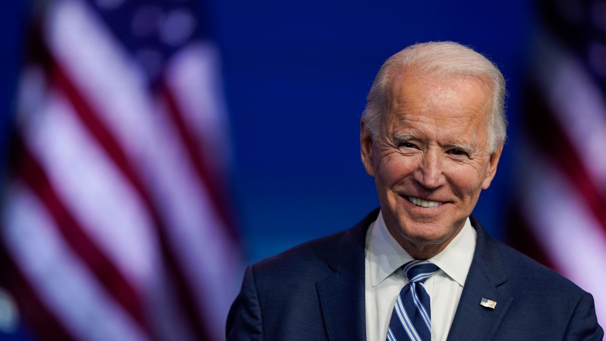 Why Joe Biden's Election Victory Matters For Stammerers