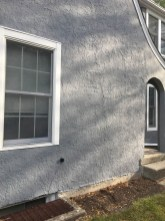 Stucco Extierior - Before Installation