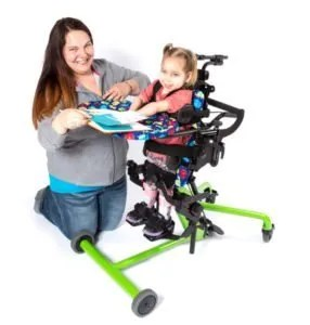 Easystand Bantam Stander - pediatric physical therapy equipment