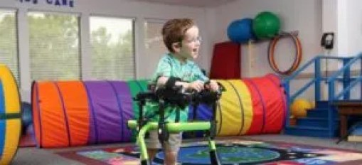 Rifton Pacer Gait Trainer - pediatric physical therapy equipment