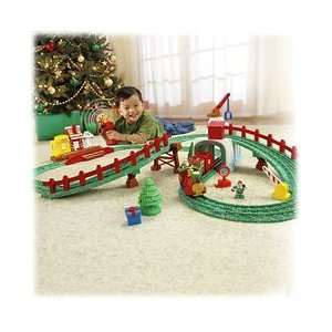 ... Christmas Train Set. This ...