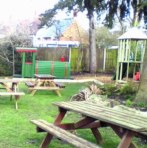 The Railway Ringwood kids play area