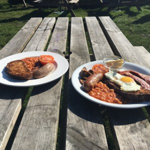 New Forest Breakfast Pub in Ringwood