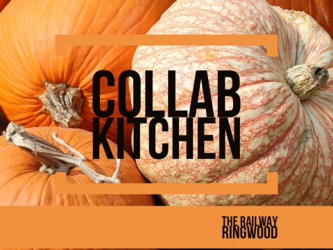 collaboration Kitchen at the  Railway and Award winning pub in Ringwood and the New Forest
