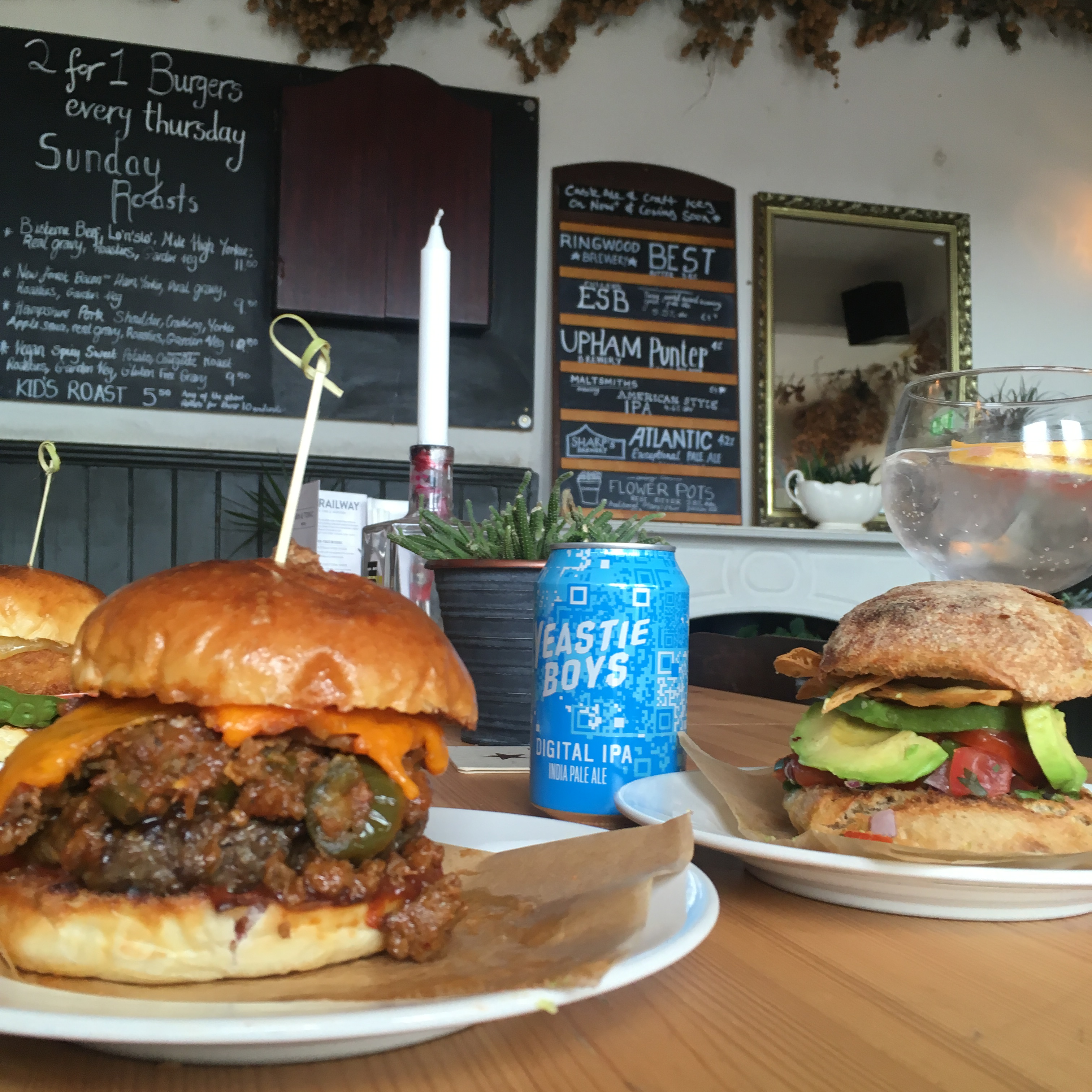 Craft Burger Kitchen in Ringwood The New Forest
