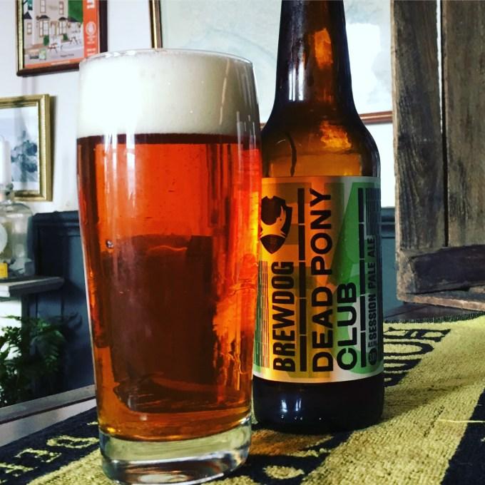 Brewdog Craft beers on draught in Ringwood