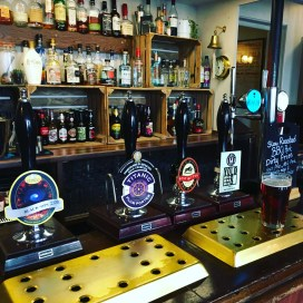 Cosy New Forest Pub serving Cask Ales, Craft Beer and Spirits Ringwood