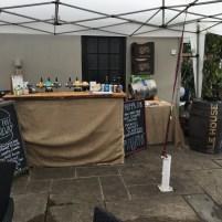 Craft Beer Bar in New Forest Beer Garden The Railway