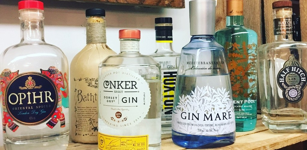 Discover your perfect Craft Gin at The Railway Ringwood