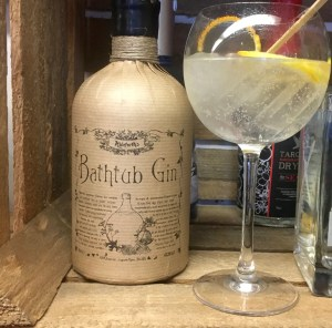 Bath Tub Gin and Tonic Gin Bar in Ringwood
