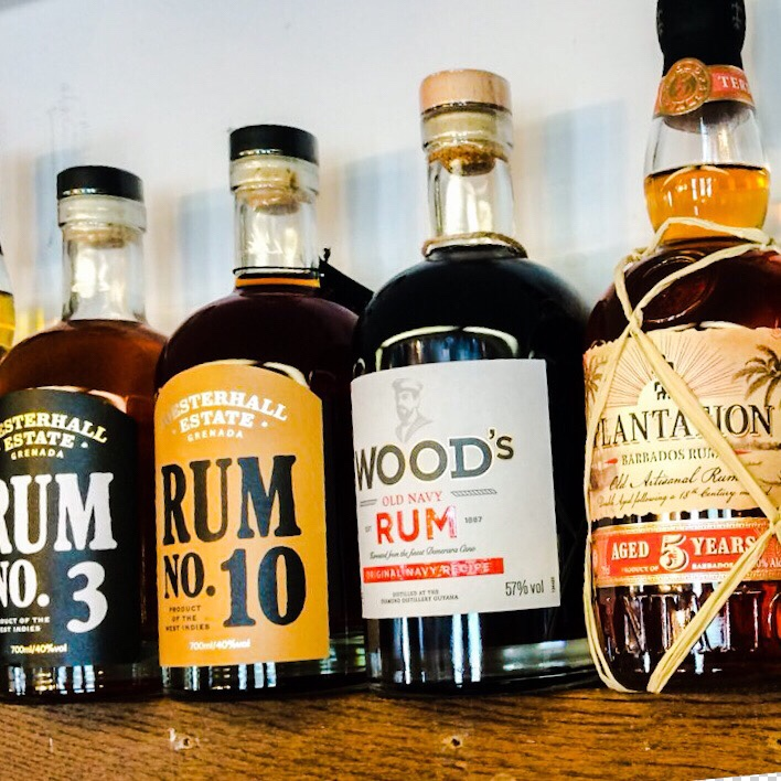 Ahoy! New rum has arrived