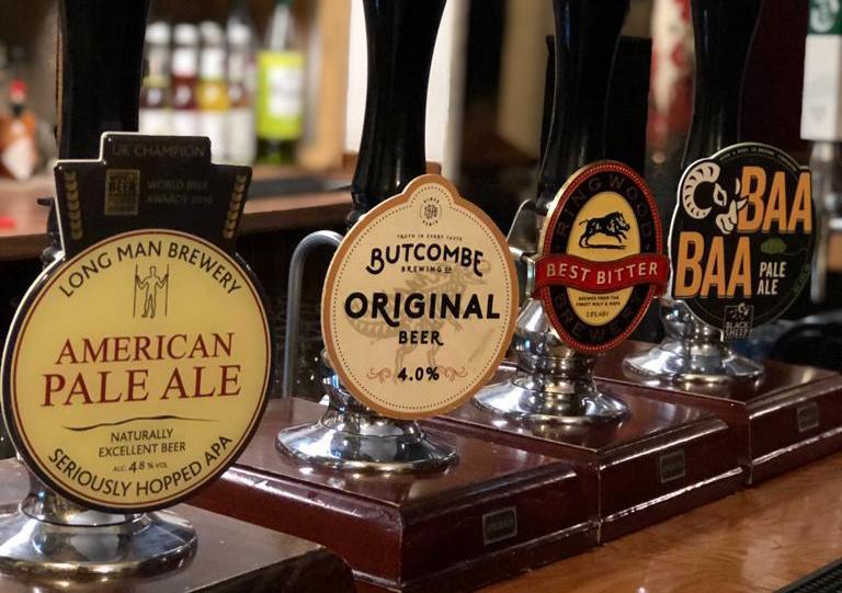 Camra Award winning pub Good beer Guide 2019